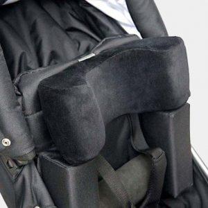 Чехол на подголовник для коляски Akcesmed Гиппо