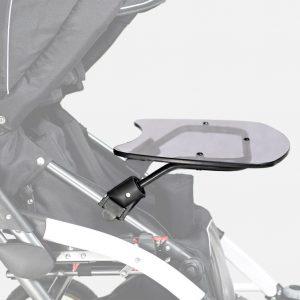 Столик из пластика для коляски Akcesmed Гиппо