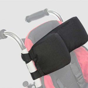 Подголовник Elastico для коляски Akcesmed Рейсер Омбрело