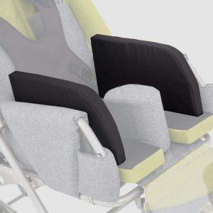 Подушки сужающие сидение шир. 6 см для коляски Akcesmed Рейсер, Рейсер+