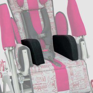 Подушки сужающие сидение шир. 10 см для колясок Akcesmed Рейсер Урсус