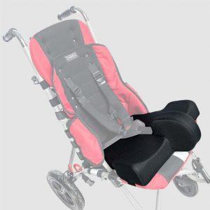 Профилированная подушка сидения (клин) для коляски Akcesmed Рейсер Омбрело