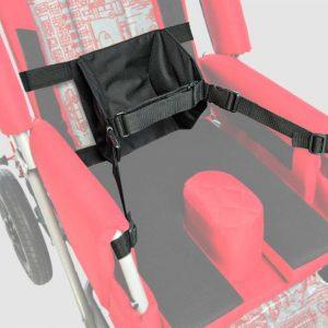 Ремень стабилизирующий туловище для колясок Akcesmed Рейсер Урсус