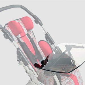 Столик Plexiglas для кружки для колясок Akcesmed Рейсер Урсус