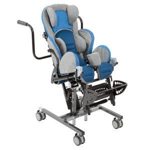 Кресло-коляска на комнатном шасси Кимба Нео
