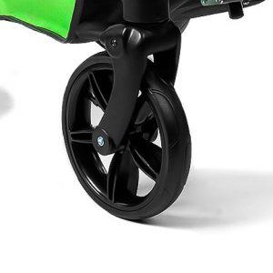 Колесо переднее для коляски JUNIOR подойдет для коляски нового типа, а так же для старой модификации В комплекте 1 шт