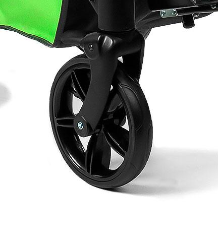 Вилка-держатель переднего колеса для коляски JUNIOR