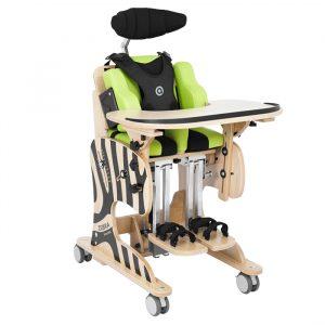 Реабилитационное кресло с пневмоприводом Зебра Инвенто Akces Med