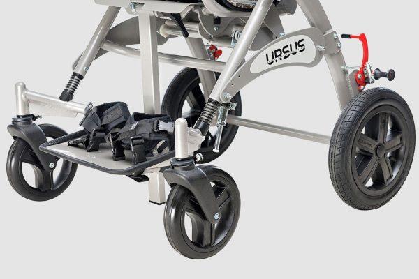 Модульная коляска Рейсер Урсус Akces Med