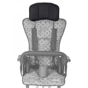 Анатомич. подголовник регулируемый для колясок Patron Rprk093
