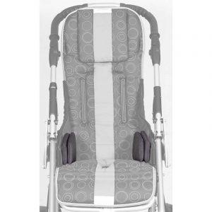 Подушечки для уменьшения сидения в коляске Jacko Patron Rprk086