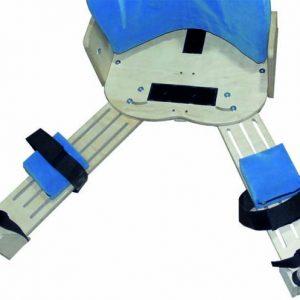 Съемные выдвижные платформы для ног 007.09