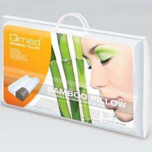 Подушка ортопедическая под голову QMED BAMBOO