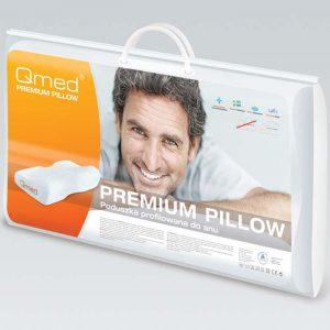 Подушка ортопедическая под голову Qmed Premium