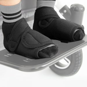 Подножка с сандалями Мамалю AkcesMed